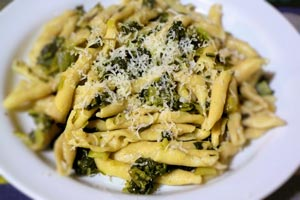 Cavatelli con Broccolli